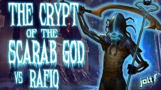 Jolt - Commander - The Scarab God vs Rafiq of the Many