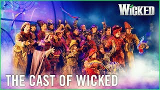 Wicked UK | The Oz Files: Ensemble & Swings Interview