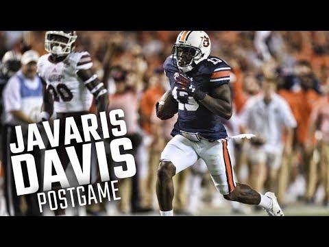 Javaris Davis returns from injury, has pick-6 vs. Mississippi State