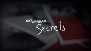 "Kat Graham ""Secrets"" Official Lyric Video"