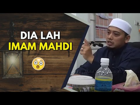 Dia Lah IMAM MAHDI | Ustaz Mohamad Wadi Annuar