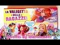 La Valigetta Delle Ragazze (Winx Club,Regal Academy,Mia&Me,Winx Fairy Couture)