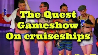 OMG - The Quest adult game show on Majesty of the seas 2016