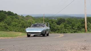 EPA Superbird Emissions Testing Car Infomercial