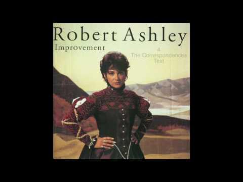 Robert Ashley - Improvement (CD 1)