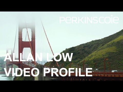 Allan Low - Real Estate & Land Use Law Attorney Profile - Perkins Coie