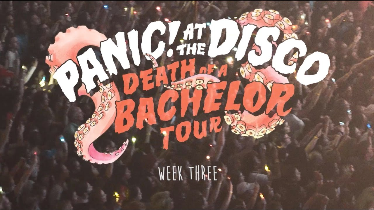Panic At The Disco Death Of A Bachelor Tour Week 3 Recap