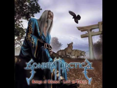 Sonata Arctica - Songs Of Silence (Audio)