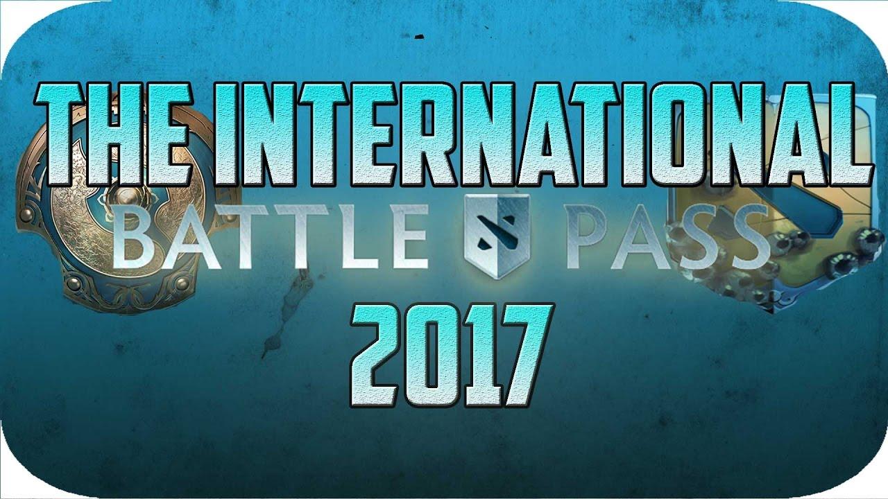 Dota 2 Ti7 Immortal Treasure I 2017 Chest Opening With: Dota 2 TI7-The International Battle Pass 2017