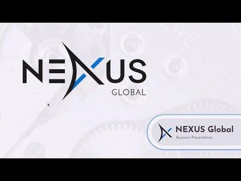 Nexus Global English Business Presentation