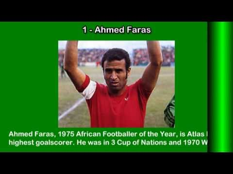 10 Best Moroccan Soccer Players Ever