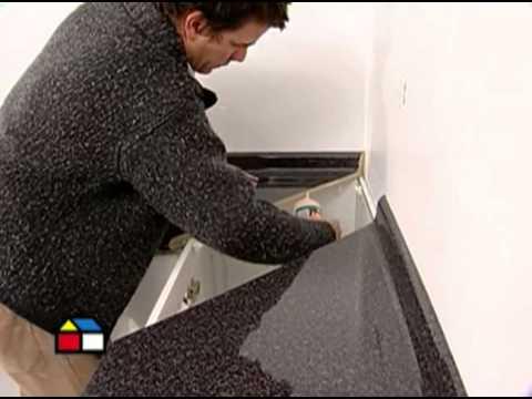 Como instalar muebles de cocina y lavaplatos - YouTube