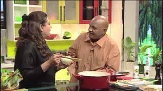 برنامج كنور على نار حلقة الممثلة نشوى مصطفي كاملة