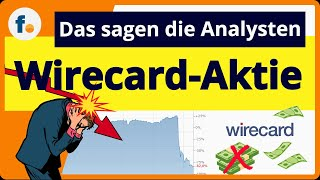 Wirecard versackt immer tiefer im bilanzskandal. mit jeder neuen wirecard-nachricht kommen mehr und dunkle details ans licht. hat aktionäre, Öf...