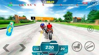 Naperville Motorcycle Racing - extreme motorbike racing game