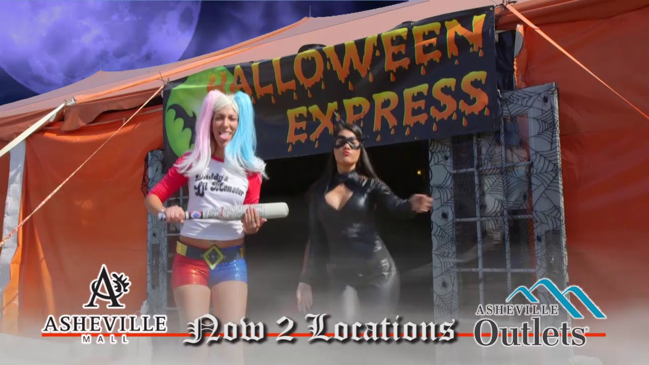 Halloween Express - YouTube