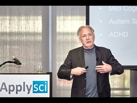 Walter Greenleaf on medical applications of VR and AR technology | ApplySci @ Stanford