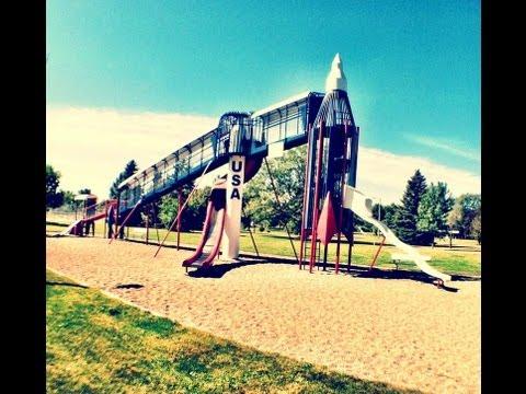 Rocket Slide - Huron SD