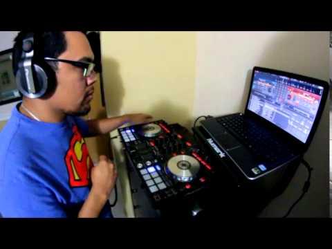 DJ Shino PTY - Set Live In Video (Septiembre 2015)