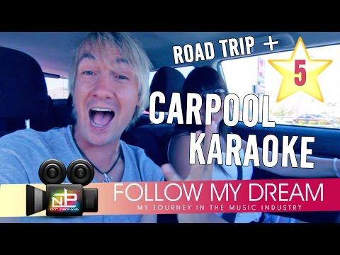 FMD 5 | Not Profane Carpool Karaoke on the road to Las Vegas