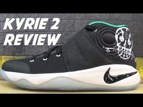 Nike Kyrie 2 Skateboard Sneaker Review