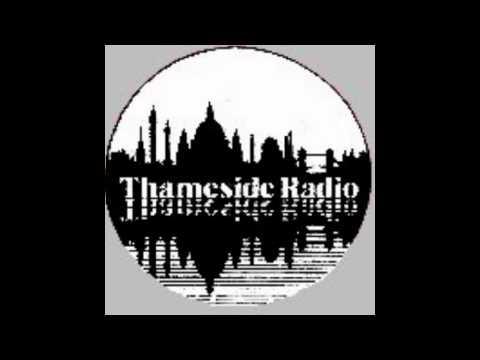 THAMESIDE RADIO. london pirate RADIO. 90.2. VHF FM.