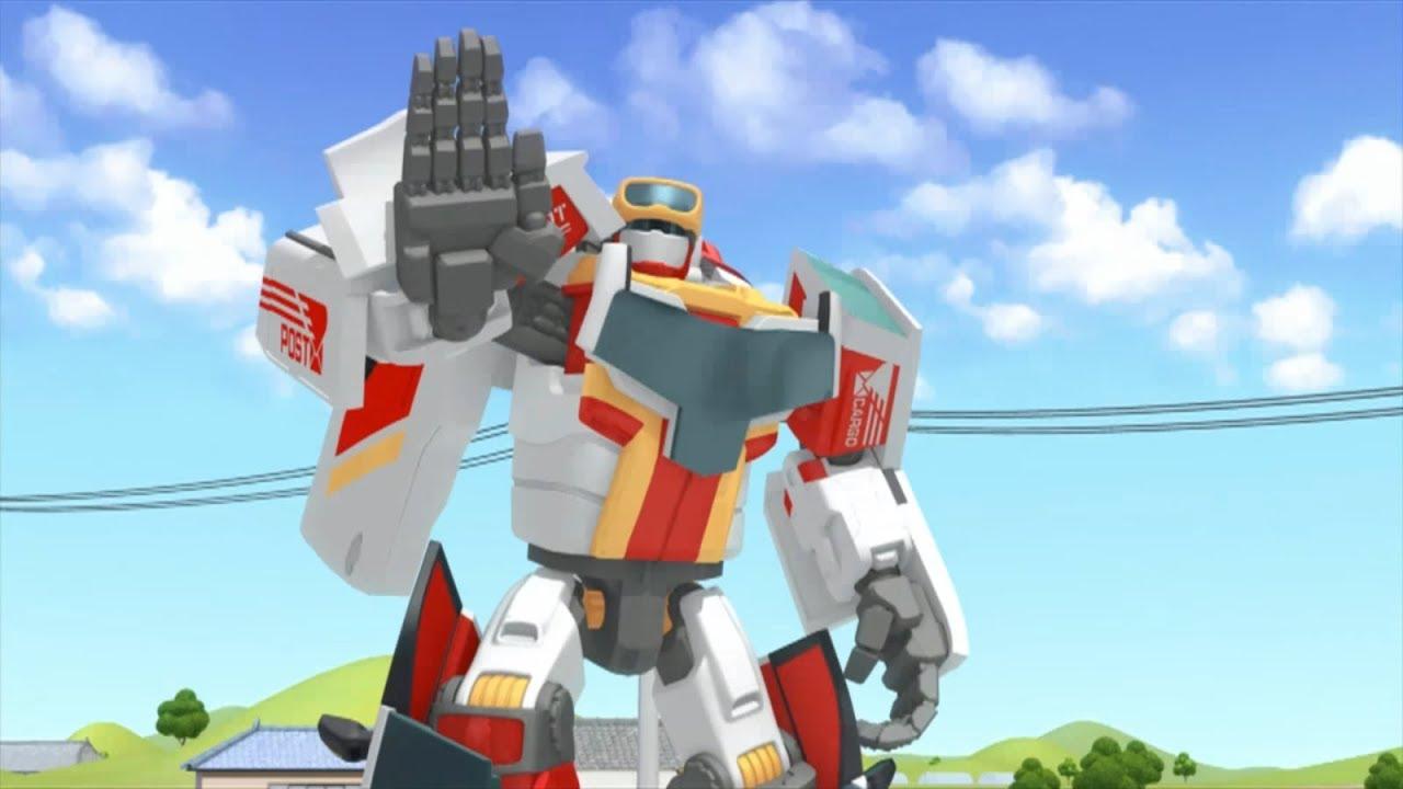 Тоботы 4 сезон - Новые серии - 15 Серия   Мультики про роботов трансформеров