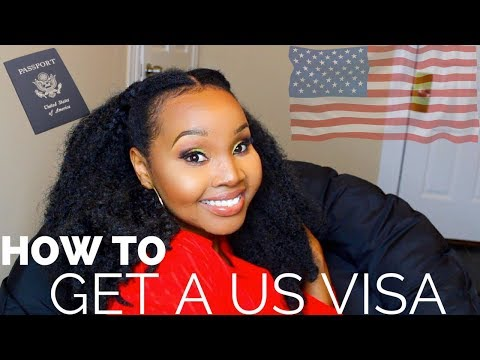 HOW TO GET A US VISA FOR YOUR FAMILY