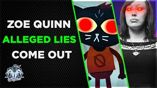 New Evidence: Zoe Quinn may have lied about Alec Holowka Controversy
