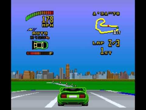 [TAS] SNES Top Gear 2 by Dooty in 11:50.62