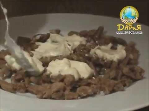 Рецепт салата Кукушкино Гнездо