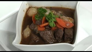 Italian Venison Stew Recipe Video
