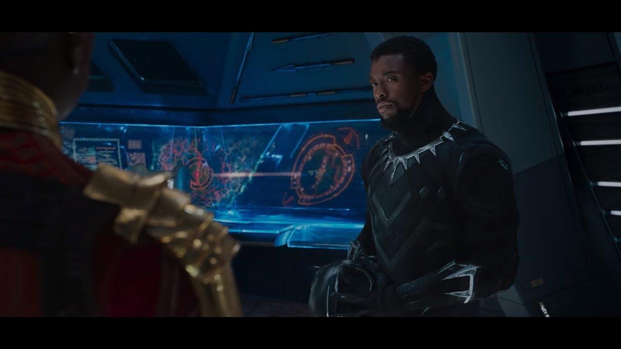 Black Panther Ganzer Film
