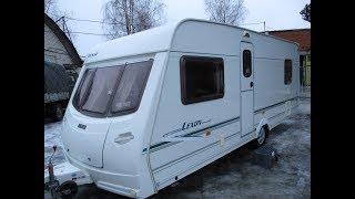 Жилой прицеп,автодом,караван,дом на колёсах,кемпер Lunar 2006 года 5 мест
