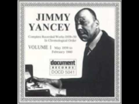 Jimmy Yancey - Big Beartrain