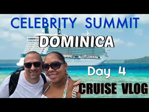 Celebrity Summit DOMINICA | Day 4 VLOG