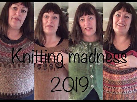 Knitting Madness 2019