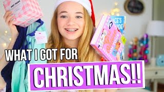 What I Got For Christmas 2015!!