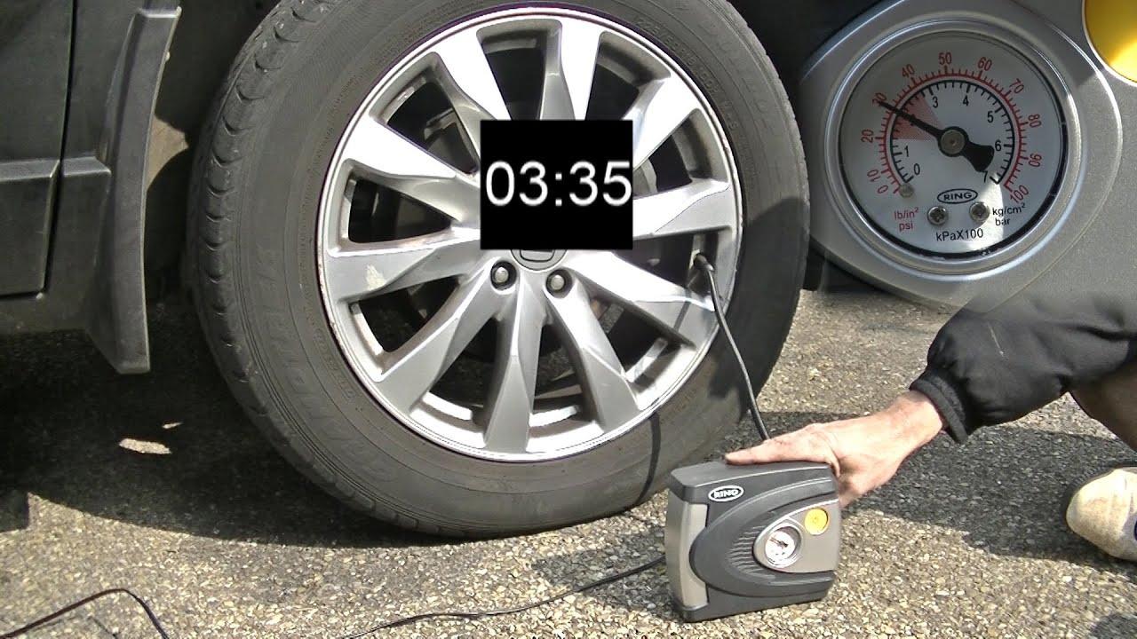 un compresseur 25 peut il gonfler toutes les tailles de roues youtube. Black Bedroom Furniture Sets. Home Design Ideas