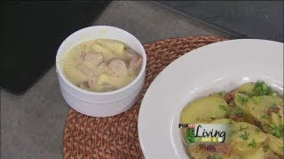 Potato Kielbasa Soup