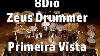 8Dio Zeus Drummer | Primeira Vista