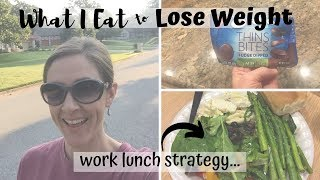 FULL DAY OF EATING FOR WEIGHT LOSS // JUST