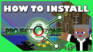 How To Install Project Ozone 2 Reloaded MODPACK | Twitch Desktop App