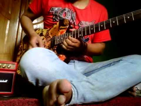 Guitar Cover Lamb Of God Laid To Rest S A N Y