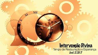 Joel 2 : 12-17 | Tempo de Restauração e Esperança | Rev. Rodrigo Soucedo