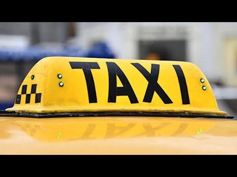 Таксист прокомментировал инцидент с напавшей на него фитнес-тренером