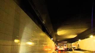 Dentro del Túnel Boquerón 1