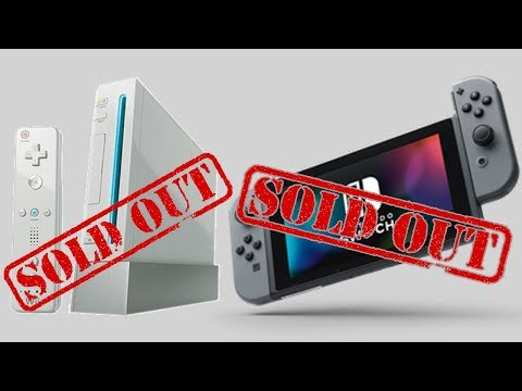 Why Does Nintendo Always Have Stock Shortages?