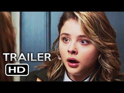 GRETA Official Trailer (2019) Chloë Grace Moretz Thriller Movie HD