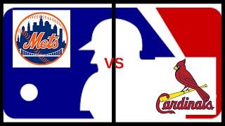 Major League Baseball Highlights (Mets vs Cardinals) Major League Baseball 2019